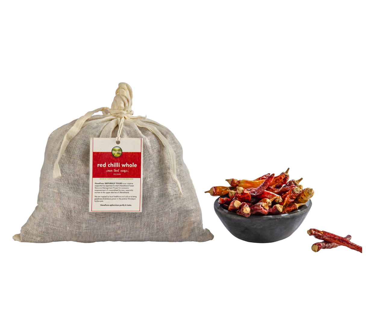 Red Chilli (whole)